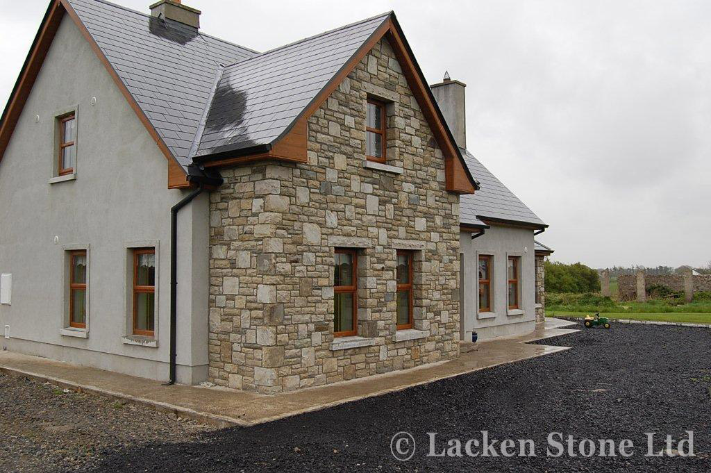 Building Stone Lacken Stone Premier Irish Sandstone